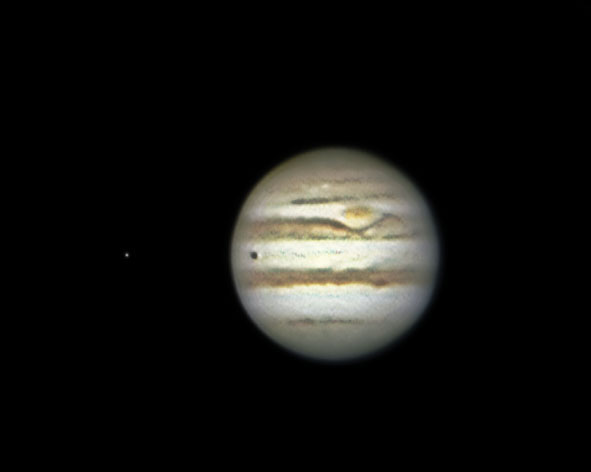 Jupitermonde Anzahl